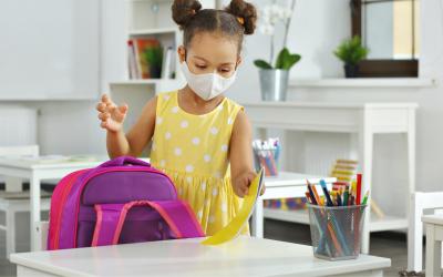 Rentrée scolaire & Covid-19 : comment préparer vos enfants?