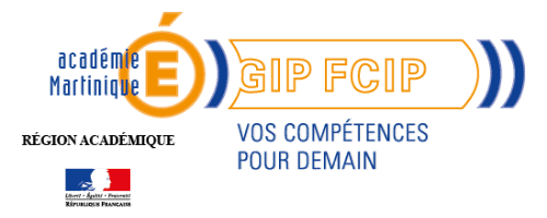 GIP FCIP Martinique