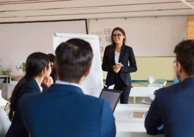 Conseil aux entreprises et ingénierie de formation